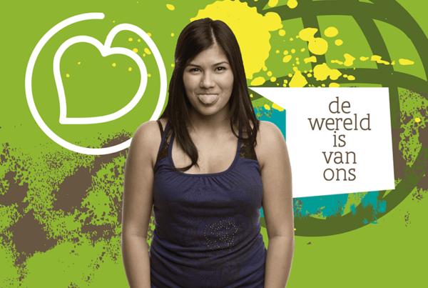Educatieve campagne Milieu op School communicatiebureau Link Inc